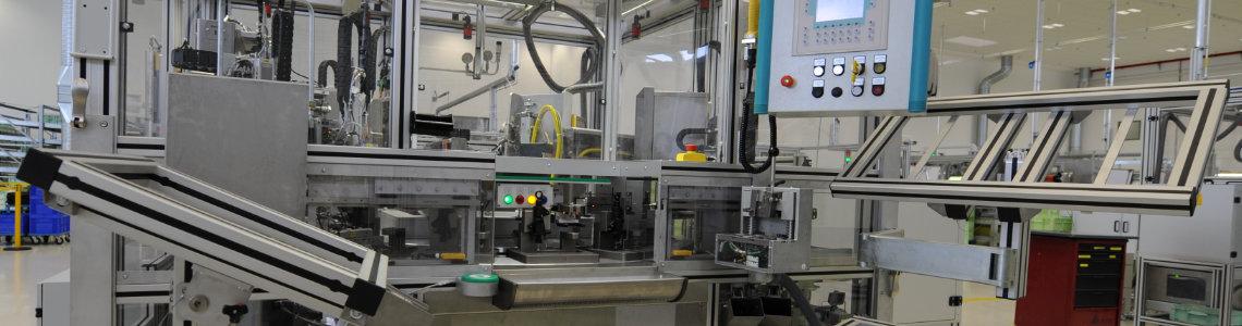 Sondermaschinenbau bei EMSO